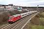 "Bombardier 35203 - DB Fernverkehr ""245 021"" 08.12.2019 - Jena, Bahnhof Neue SchenkeChristian Klotz"