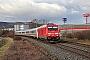 "Bombardier 35206 - DB Fernverkehr ""245 022"" 11.02.2019 JenaNeueSchenke [D] Christian Klotz"