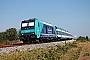 """Bombardier 35212 - DB Regio """"245 214-2"""" 15.08.2020 Morsum [D] Tobias Schmidt"""