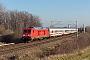 """Bombardier 35218 - DB Fernverkehr """"245 027"""" 05.12.2019 Erfurt-Vieselbach [D] Tobias Schubbert"""