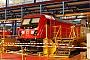 "Bombardier 35220 - DB Cargo ""187 104"" 31.08.2019 - Dessau, DB Werk FahrzeuginstandsetzungFrank Thomas"