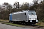 "Bombardier 35295 - Railpool ""186 456-0"" 30.11.2015 - Kassel, Werksanschluss BombardierChristian Klotz"