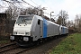 "Bombardier 35295 - Railpool ""186 456-0"" 10.12.2015 - Kassel, Werksanschluss BombardierChristian Klotz"