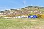 """Bombardier 35301 - Crossrail """"186 269-7"""" 09.10.2018 - ThüngersheimMarcus Schrödter"""