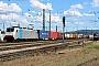 """Bombardier 35308 - LINEAS """"186 453-7"""" 25.07.2020 - Basel, Badischer BahnhofTheo Stolz"""