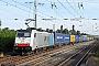 """Bombardier 35401 - LINEAS """"186 446-1"""" 22.09.2021 - Graben-NeudorfAndré Grouillet"""