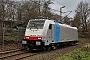 """Bombardier 35409 - Railpool """"186 259-8"""" 12.12.2017 - KasselChristian Klotz"""