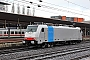 "Bombardier 35555 - Railpool ""186 506"" 04.02.2019 - Kassel-WilhelmshöheChristian Klotz"