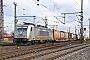 "Bombardier 35322 - Metrans ""386 030-1"" 04.02.2021 - Oberhausen, Rangierbahnhof West Sebastian Todt"