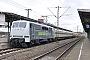"""Krauss-Maffei 19922 - RailAdventure """"111 215-0"""" 12.03.2019 Lehrte [D] Jannick Falk"""
