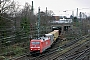 """Krauss-Maffei 20136 - Railion """"152 009-7"""" 18.12.2004 - Bremen-WalleMalte Werning"""