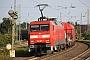 """Krauss-Maffei 20136 - DB Schenker """"152 009-7 """" 02.08.2011 - Nienburg (Weser)Thomas Wohlfarth"""