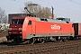 """Krauss-Maffei 20136 - Railion """"152 009-7"""" 24.03.2005 - Hamburg-UnterelbeDietrich Bothe"""