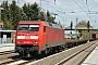 "Krauss-Maffei 20136 - DB Schenker ""152 009-7"" 22.04.2015 - SuderburgGerd Zerulla"