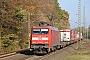 "Krauss-Maffei 20136 - DB Cargo ""152 009-7"" 10.11.2019 - HasteThomas Wohlfarth"