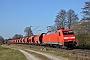 "Krauss-Maffei 20136 - DB Cargo ""152 009-7"" 24.03.2021 - Hünfeld-NüstPatrick Rehn"