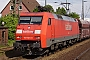 "Krauss-Maffei 20150 - Railion ""152 023-8"" 23.05.2008 - WunstorfThomas Wohlfarth"