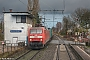 "Krauss-Maffei 20150 - DB Cargo ""152 023-8"" 16.01.2018 - Bochum-RiemkeRolf Alberts"