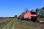 """Krauss-Maffei 20164 - DB Cargo """"152 037-8"""" 18.04.2020 - ReindorfEric Daniel"""