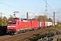 """Krauss-Maffei 20168 - DB Cargo """"152 041-0"""" 04.11.2020 - Lehrte-AhltenChristian Stolze"""