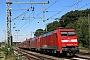 "Krauss-Maffei 20170 - DB Cargo ""152 043-6"" 25.08.2016 - UnterlüssHelge Deutgen"