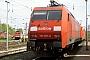 """Krauss-Maffei 20182 - Railion """"152 055-0"""" 21.04.2007 - Dresden-FriedrichstadtTorsten Frahn"""