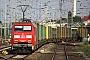 """Krauss-Maffei 20182 - DB Schenker """"152 055-0"""" 10.07.2014 - BremenThomas Wohlfarth"""