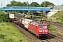 """Krauss-Maffei 20192 - DB Cargo """"152 065-9"""" 22.05.2016 - TostedtAndreas Kriegisch"""