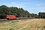 """Krauss-Maffei 20218 - DB Cargo """"152 091-5"""" 24.08.2016 - BerntePeter Schokkenbroek"""