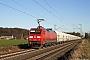 """Krauss-Maffei 20218 - DB Cargo """"152 091-5"""" 29.12.2016 - Willich-AnrathMartin Welzel"""