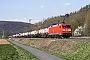 "Krauss-Maffei 20218 - DB Cargo ""152 091-5"" 19.03.2020 - Karlstadt (Main)-GambachAlex Huber"