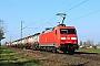 "Krauss-Maffei 20218 - DB Cargo ""152 091-5"" 19.03.2020 - Babenhausen-HarreshausenKurt Sattig"