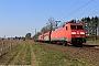 """Krauss-Maffei 20218 - DB Cargo """"152 091-5"""" 27.03.2020 - Buchholz-ReindorfEric Daniel"""
