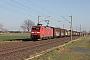 """Krauss-Maffei 20218 - DB Cargo """"152 091-5"""" 30.03.2021 - Peine-WoltorfGerd Zerulla"""