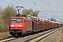 "Krauss-Maffei 20218 - DB Cargo ""152 091-5"" 23.04.2021 - StadthagenThomas Wohlfarth"