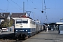 """Krupp 5560 - DB """"111 222-6"""" 01.11.1993 T�bingen,Hauptbahnhof [D] Ingmar Weidig"""