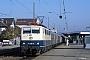 "Krupp 5560 - DB ""111 222-6"" 01.11.1993 - Tübingen, HauptbahnhofIngmar Weidig"