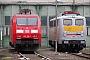 """Siemens 20257 - DB Cargo """"152 130-1"""" 03.09.2017 - KornwestheimHans-Martin Pawelczyk"""