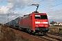 """Siemens 20269 - DB Schenker """"152 142-6 """" 06.11.2009 - WiesentalWolfgang Mauser"""