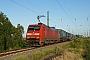 """Siemens 20269 - DB Schenker """"152 142-6 """" 15.07.2009 - Halle (Saale)Nils Hecklau"""