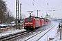 """Siemens 20269 - DB Schenker """"152 142-6"""" 22.01.2013 - TostedtAndreas Kriegisch"""