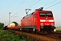 """Siemens 20269 - Railion """"152 142-6"""" 07.05.2008 - Münster (bei Dieburg)Kurt Sattig"""