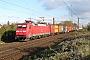 """Siemens 20269 - DB Cargo """"152 142-6"""" 04.11.2020 - Lehrte-AhltenChristian Stolze"""