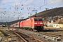 """Siemens 20269 - DB Cargo """"152 142-6"""" 17.02.2021 - Gemünden (Main)Marvin Fries"""