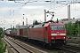 """Siemens 20282 - DB Schenker """"152 155-8 """" 26.05.2010 - München HeimeranstrasseHelge Deutgen"""