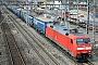"""Siemens 20282 - DB Schenker """"152 155-8"""" 10.10.2009 - MuttenzTheo Stolz"""