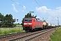 """Siemens 20282 - DB Schenker """"152 155-8"""" 08.06.2013 - WiesentalWolfgang Mauser"""