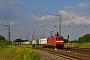 """Siemens 20282 - DB Schenker """"152 155-8"""" 29.07.2012 - Weißenfels-GroßkorbethaMarcus Schrödter"""