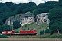 """Siemens 20282 - DB Cargo """"152 155-8"""" 24.07.2001 - DollnsteinIngmar Weidig"""
