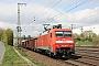 """Siemens 20282 - DB Cargo """"152 155-8"""" 24.04.2021 - WunstorfThomas Wohlfarth"""